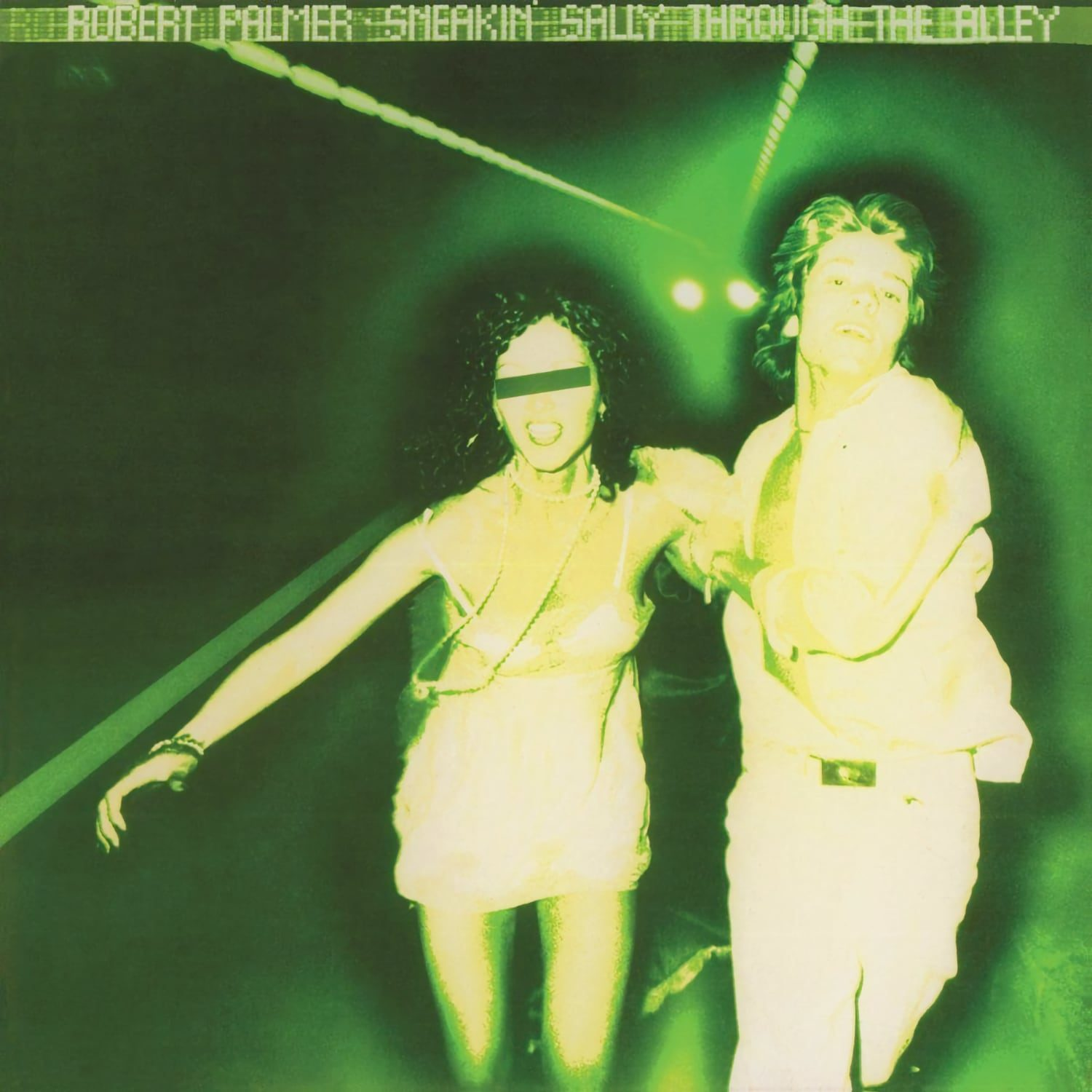 Robert Palmer - Sneakin' Sally Through The Alley