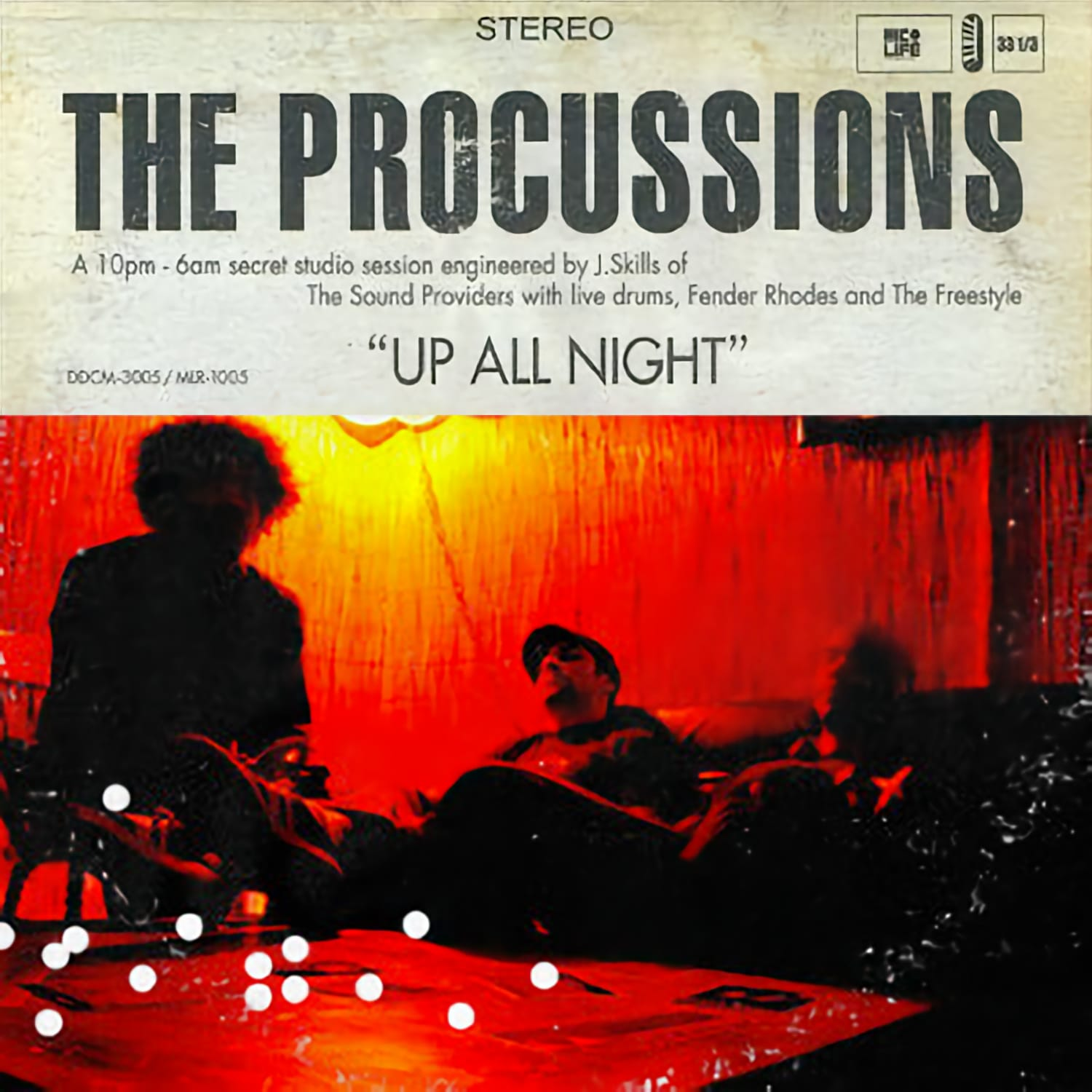 The Procussions - Up All Night