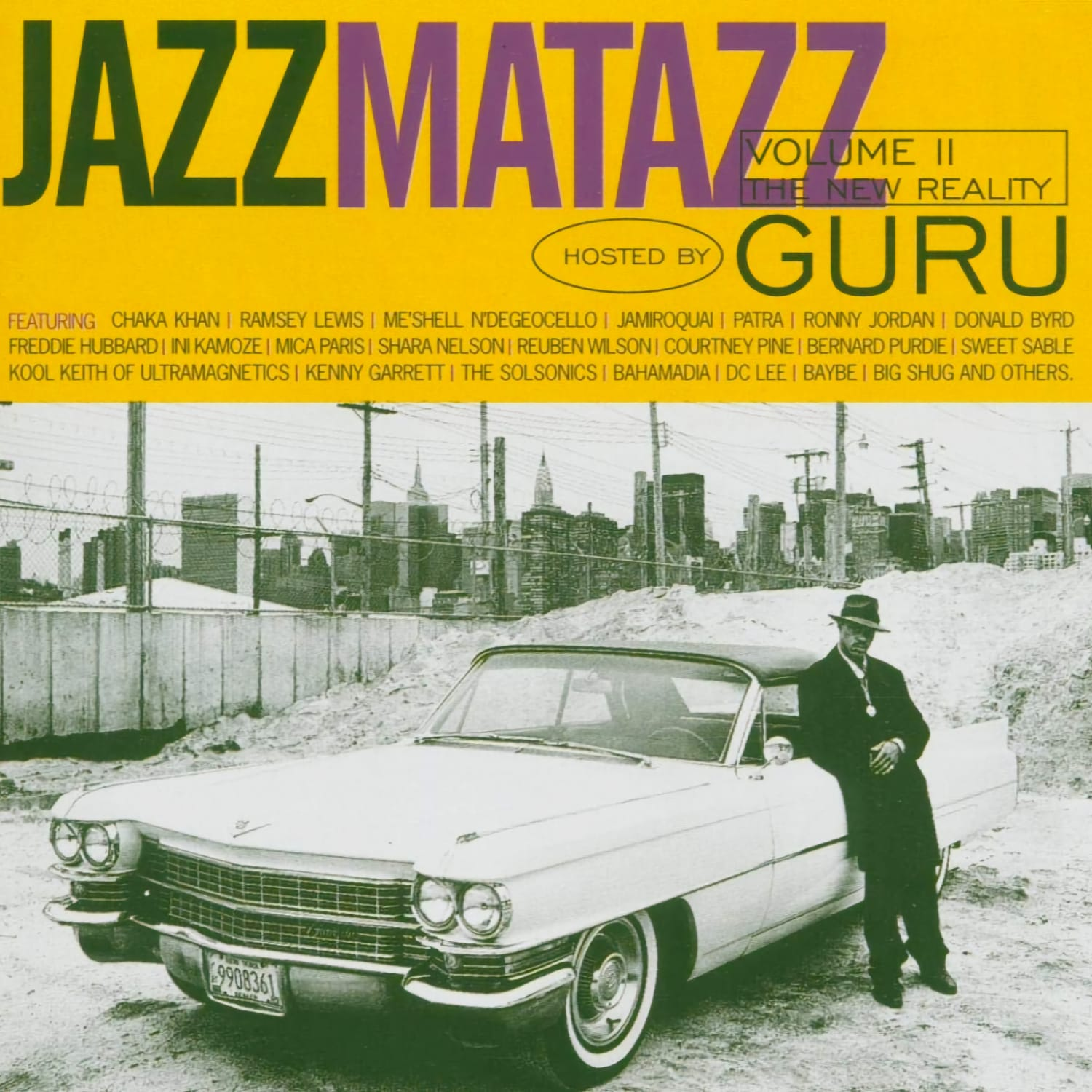 Guru - Jazzmatazz Volume 2 The New Reality