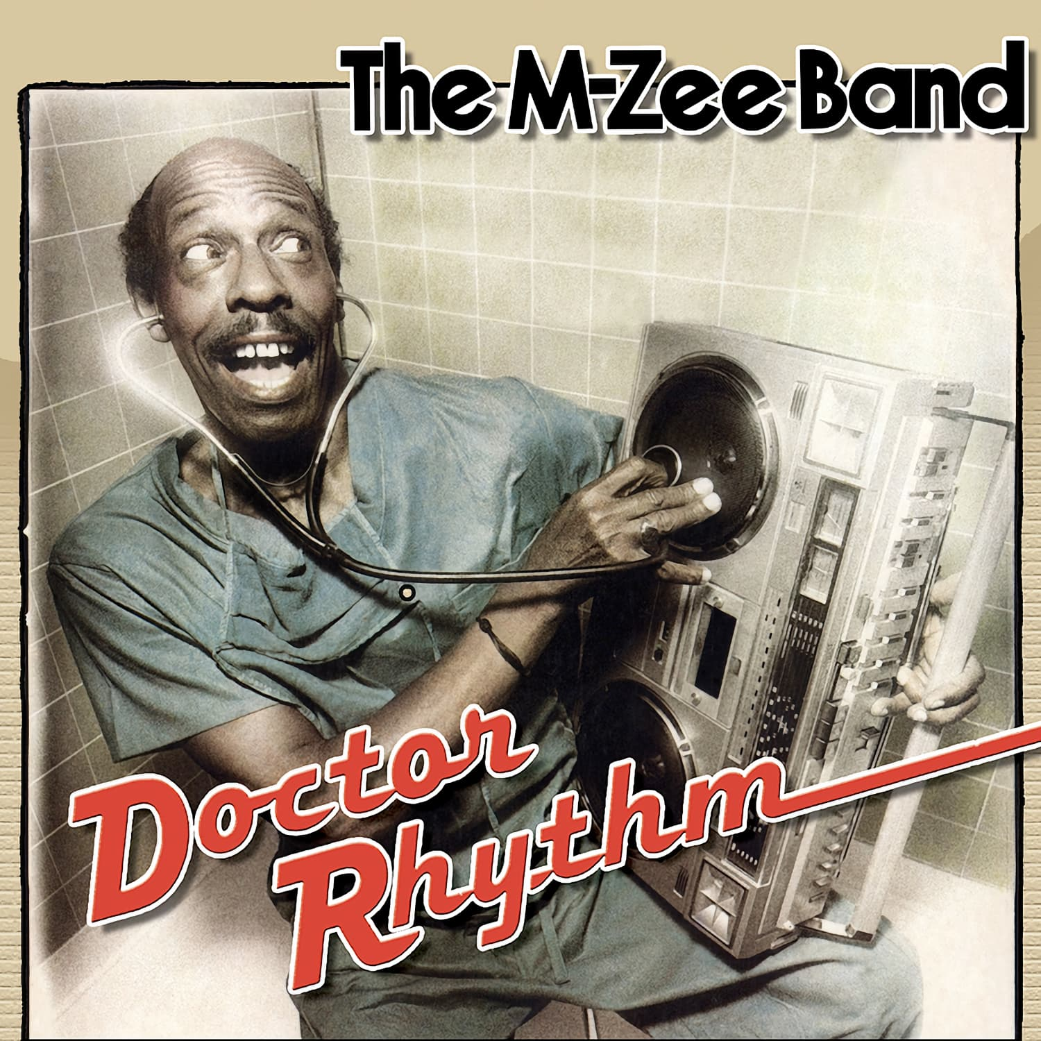 The M-Zee Band - Doctor Rhythm