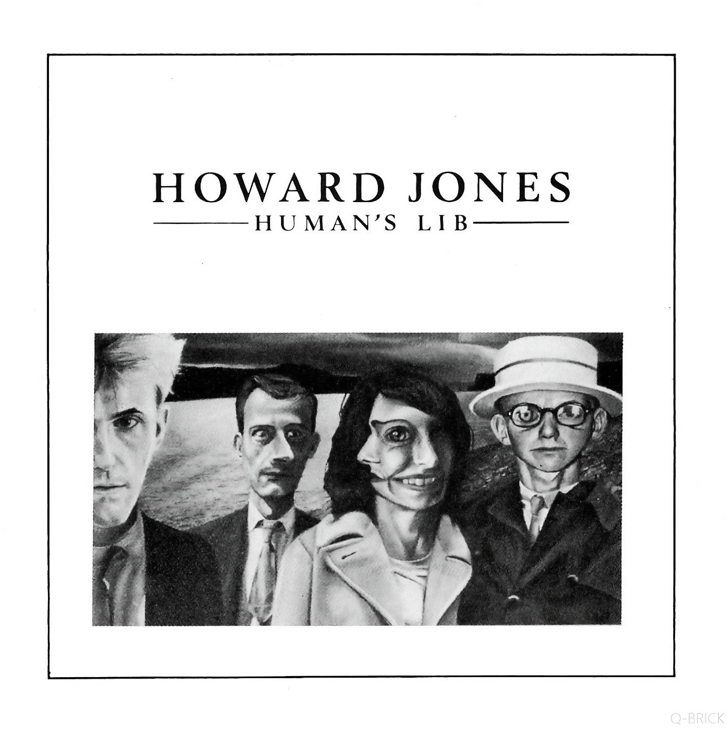 Howard Jones - Human's Lib